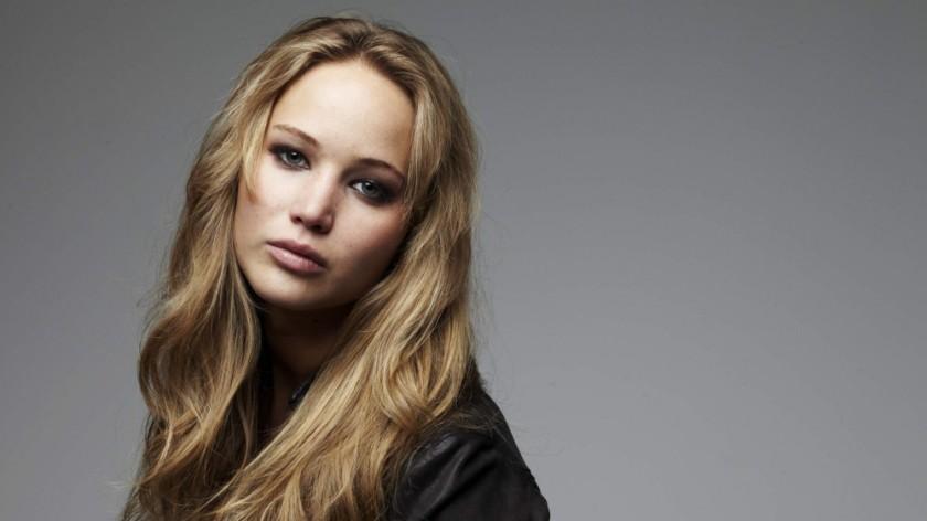 Portrait de Jennifer Lawrence