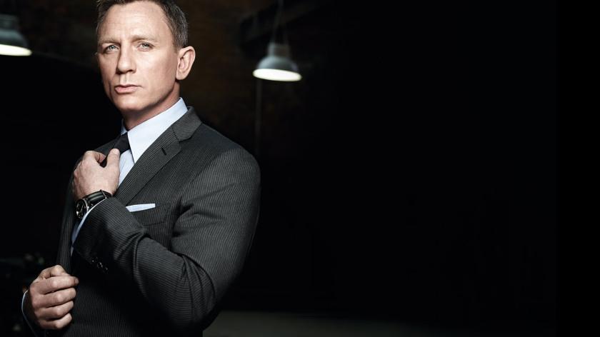 Daniel Craig - film Spectre