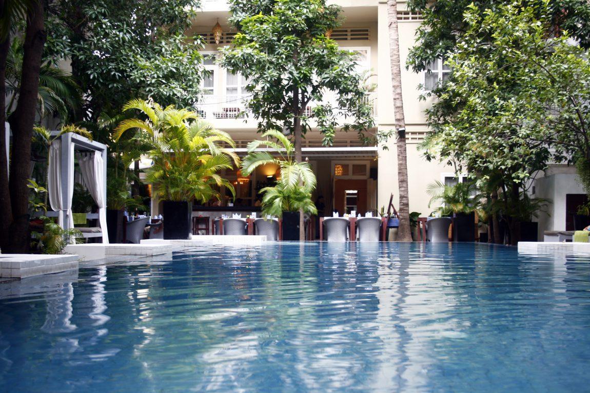 Blue Lime Hotel à Phnom Pehn