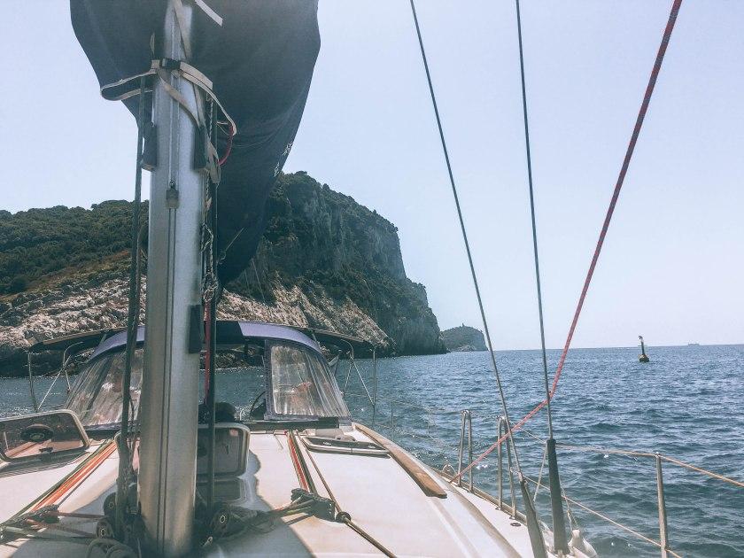cinque terre bateau